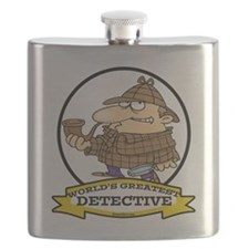WORLDS GREATEST DETECTIVE III CARTOON.png Flask