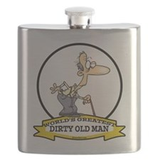 WORLDS GREATEST DIRTY OLD MAN CARTOON.png Flask