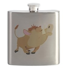 funny proud wild pig.png Flask