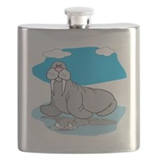 cute grey walrus copy.png Flask