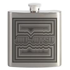 Jiu-Jitsu Flask