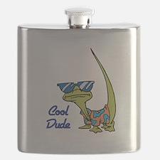 cool lizard.psd Flask