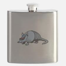 cool armadillo copy.jpg Flask