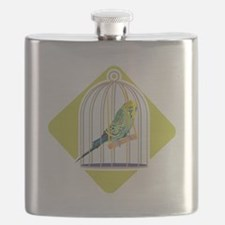 parakeet in cage.png Flask
