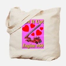 Get It Up Engine #69 Tote Bag