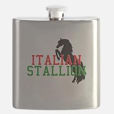 italian stallion black.png Flask
