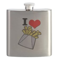 french fries.psd Flask