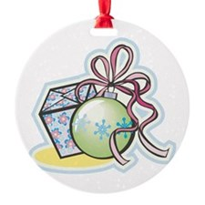 present and ball copy.jpg Ornament