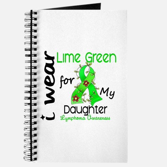 I Wear Lime 43 Lymphoma Journal