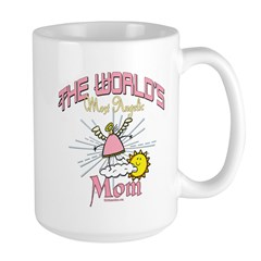 Angelic Mom Mug