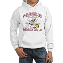Angelic Middle Sister Hoodie