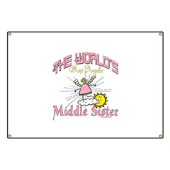 Angelic Middle Sister Banner