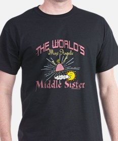 Angelic Middle Sister T-Shirt