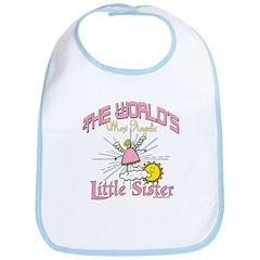 Angelic Little Sister Bib