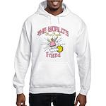 Angelic Friend Hooded Sweatshirt