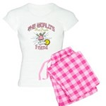 Angelic Friend Women's Light Pajamas