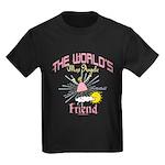 Angelic Friend Kids Dark T-Shirt