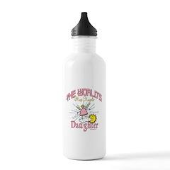 Angelic Daughter Water Bottle