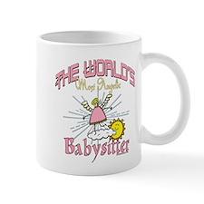 Angelic Babysitter Mug