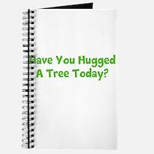 Hug A tree. Journal