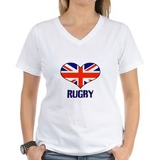 LOVE RUGBY UNION FLAG Shirt