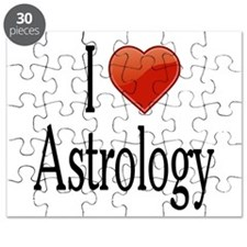 I Love Astrology Puzzle