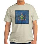 Vintage Pennsylvania Flag Light T-Shirt