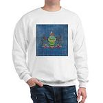 Vintage Pennsylvania Flag Sweatshirt