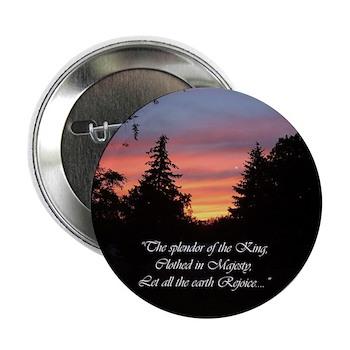 """Sunset Splendor 2.25"""" Button (10 pack)"""