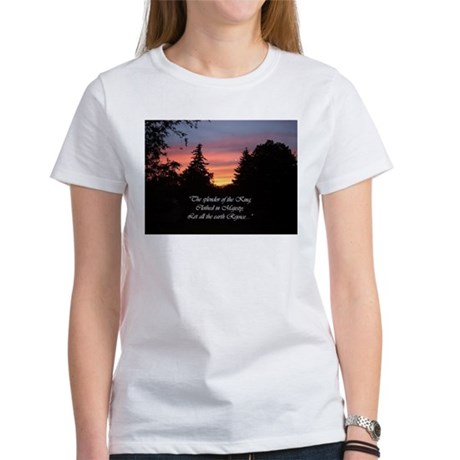 Sunset Splendor Women's T-Shirt
