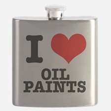 OIL PAINTS.png Flask