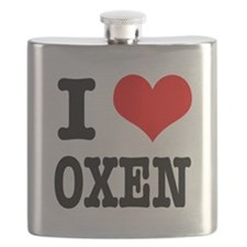 OXEN.png Flask