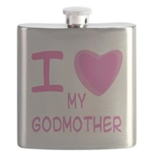 godmother girl.png Flask
