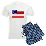 USA flag Men's Light Pajamas