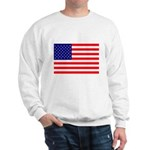 USA flag Sweatshirt