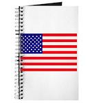 USA flag Journal