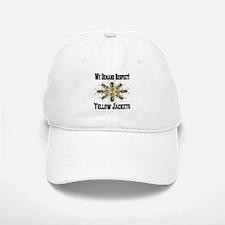 We Demand Respect! Yellow Jackets Baseball Baseball Cap