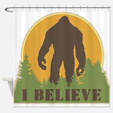 I Believe Shower Curtain