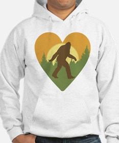 Bigfoot Love Jumper Hoody