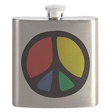 IrregularPeaceSign.png Flask