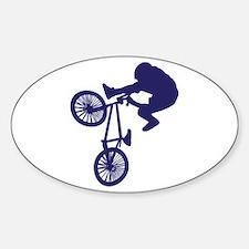 BMX Biker Decal