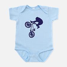 BMX Biker Infant Bodysuit