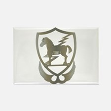 10th Special Force Group (Airborne) Rectangle Magn