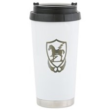 10th Special Force Group (Airborne) Travel Mug