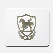 10th Special Force Group (Airborne) Mousepad