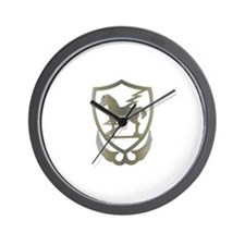 10th Special Force Group (Airborne) Wall Clock