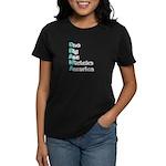 Anti Obama Women's Dark T-Shirt
