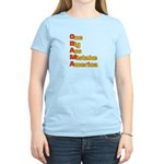 Anti Obama Women's Light T-Shirt