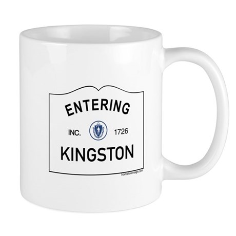 Kingston Mug