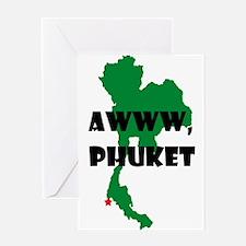 Phuket Greeting Card
